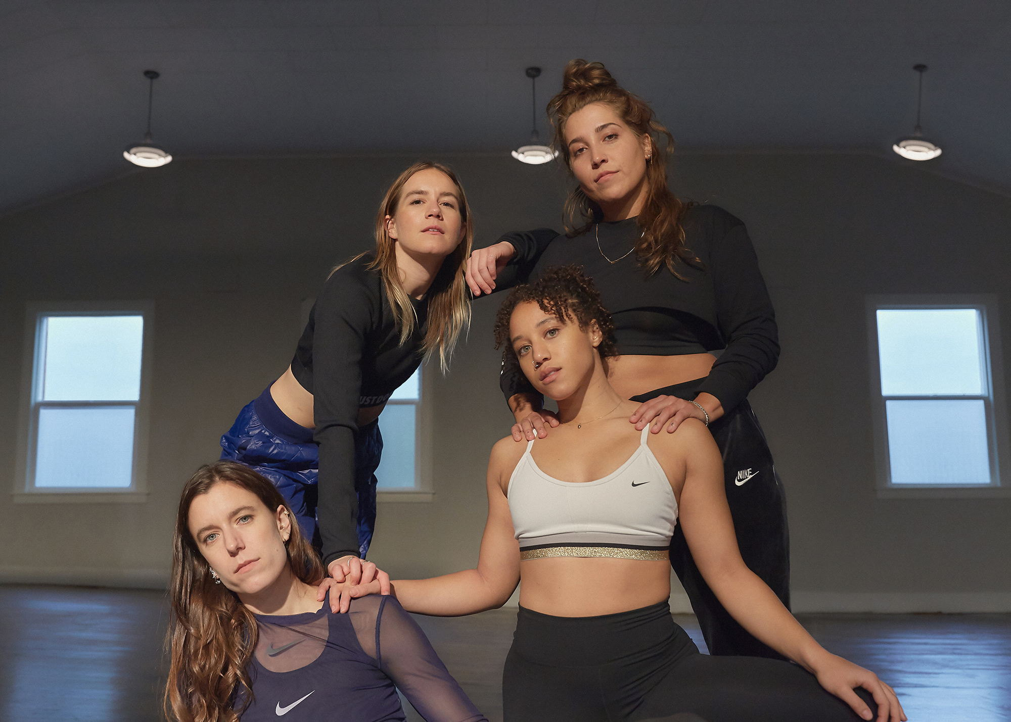 Dance Church, Nike, Nike Women, Alvin Stillwell, Celestine Agency
