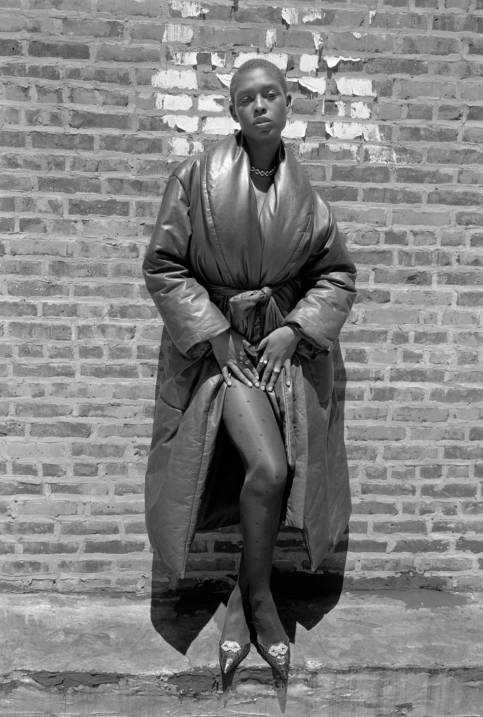 Jodie Turner-Smith CR Fashion Book Michael Johnson