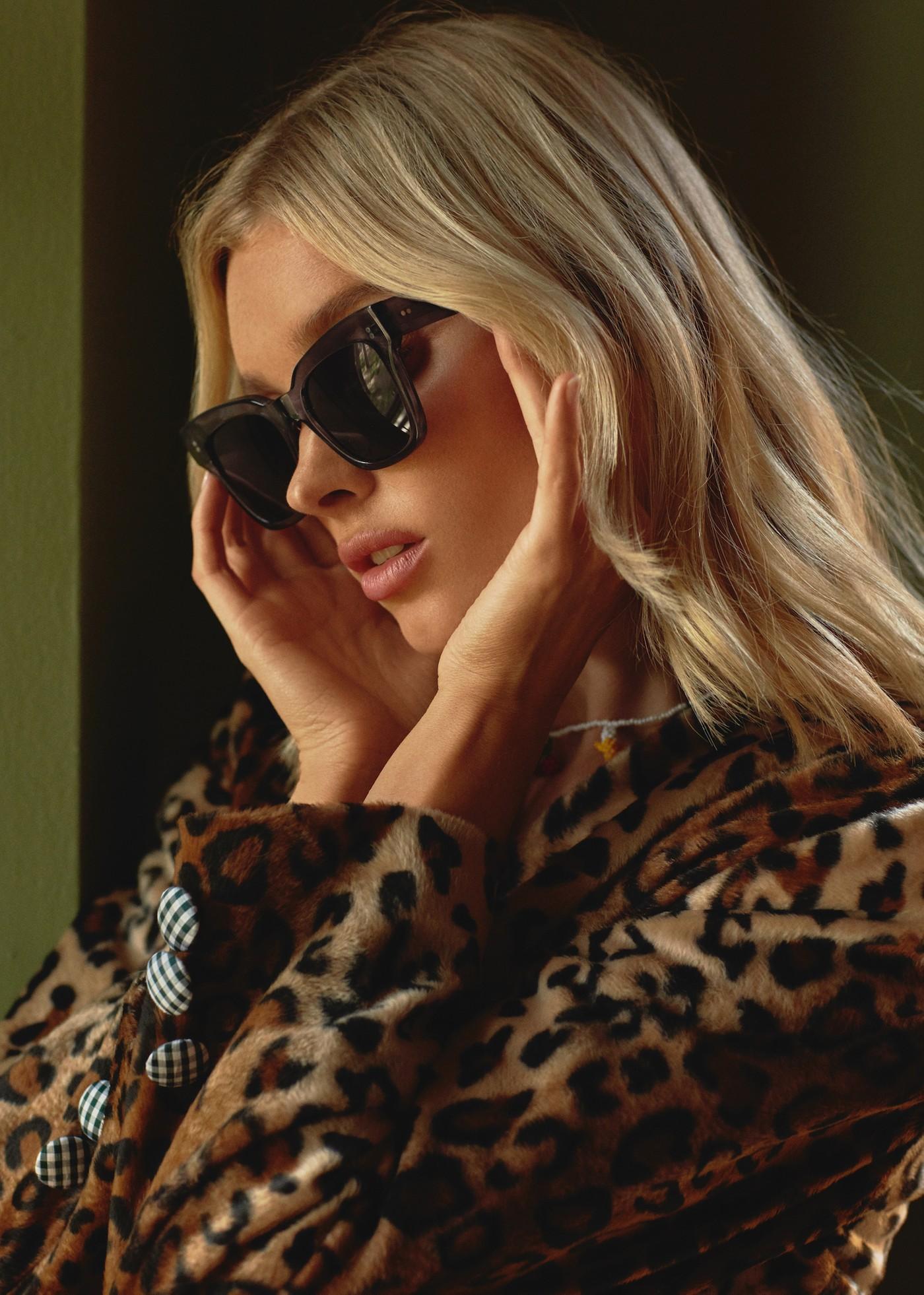 Elsa Hosk Chimi Eyewear