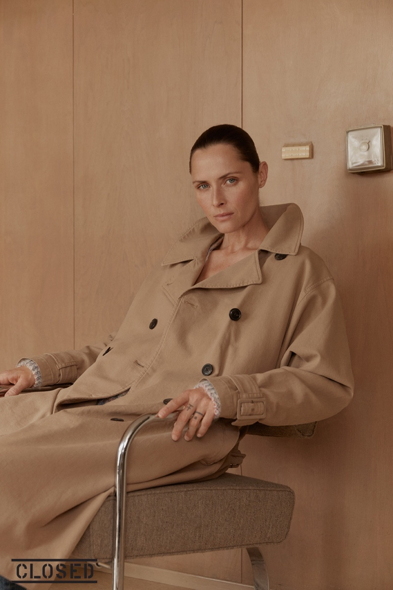 Tasha Tilberg Closed Fall 2019 Campaign