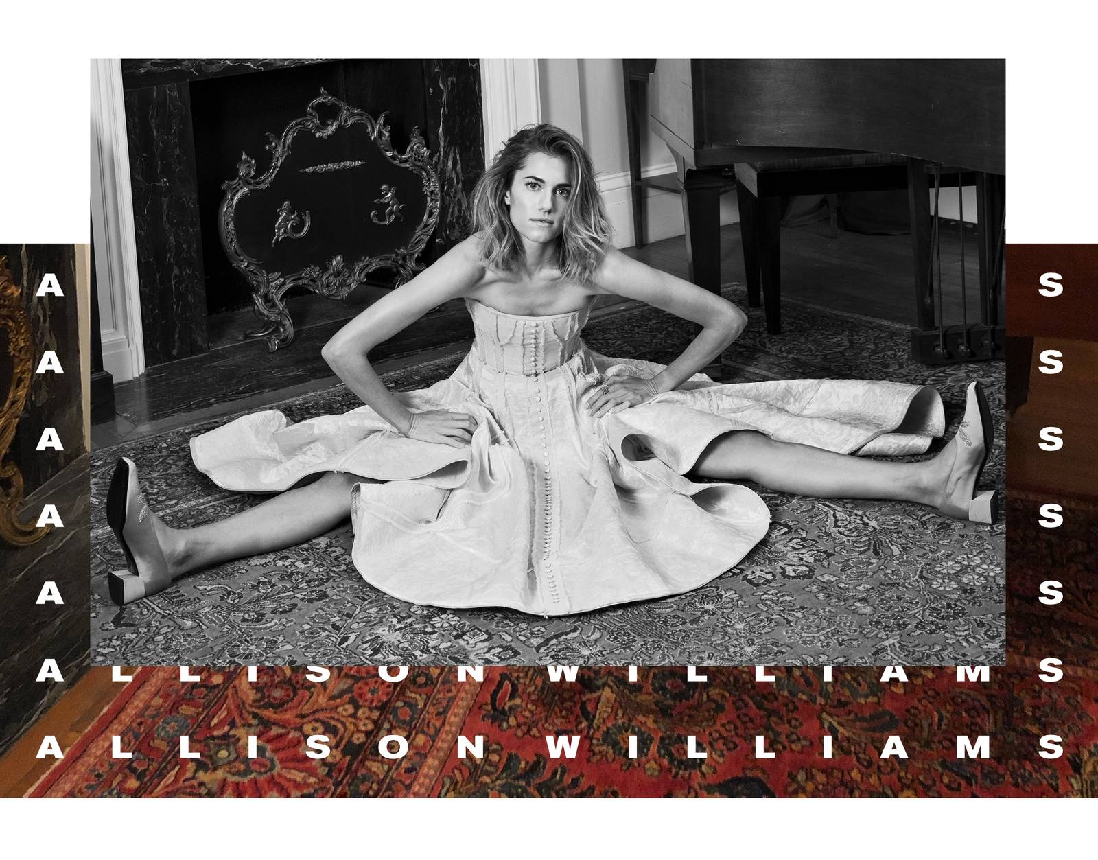 Allison Williams Who What Wear