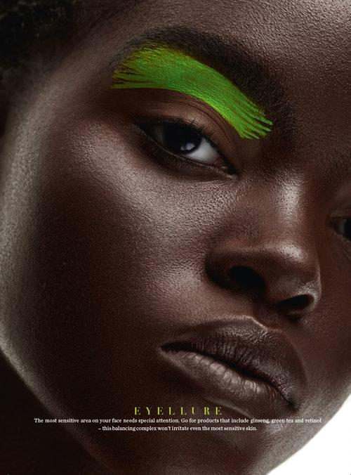 mari taylor glamour south africa magazine