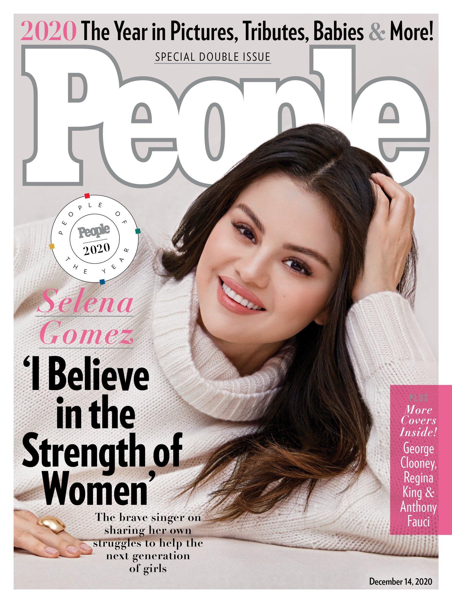 Selena Gomez, People, Pattie Yankee, Celestine Agency