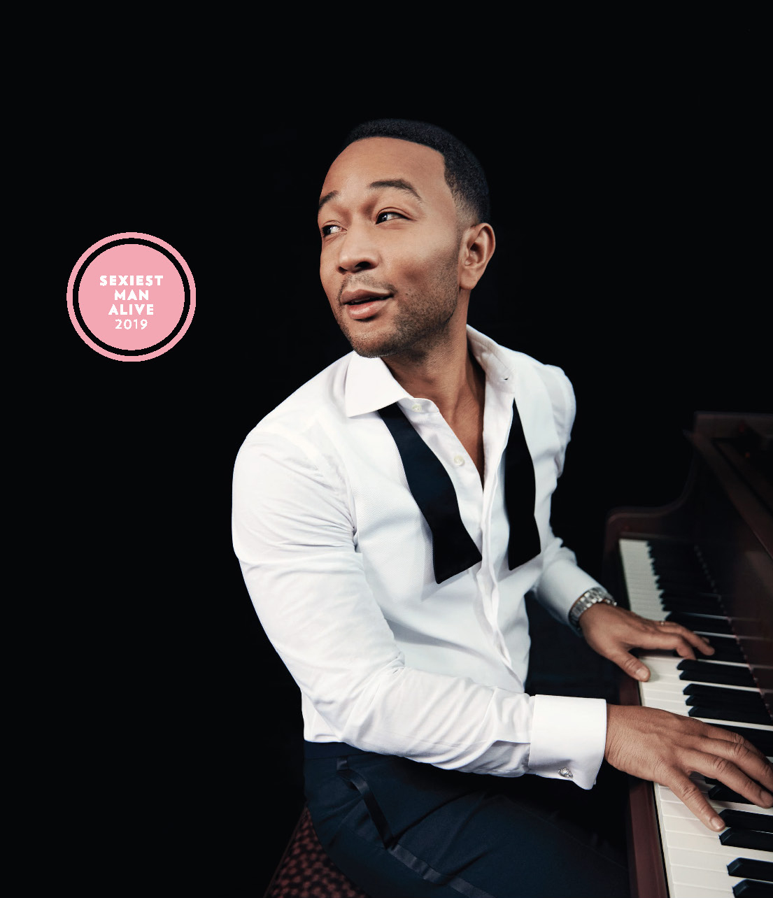 John Legend People's Sexiest Man People Magazine John Geary Doug Inglish