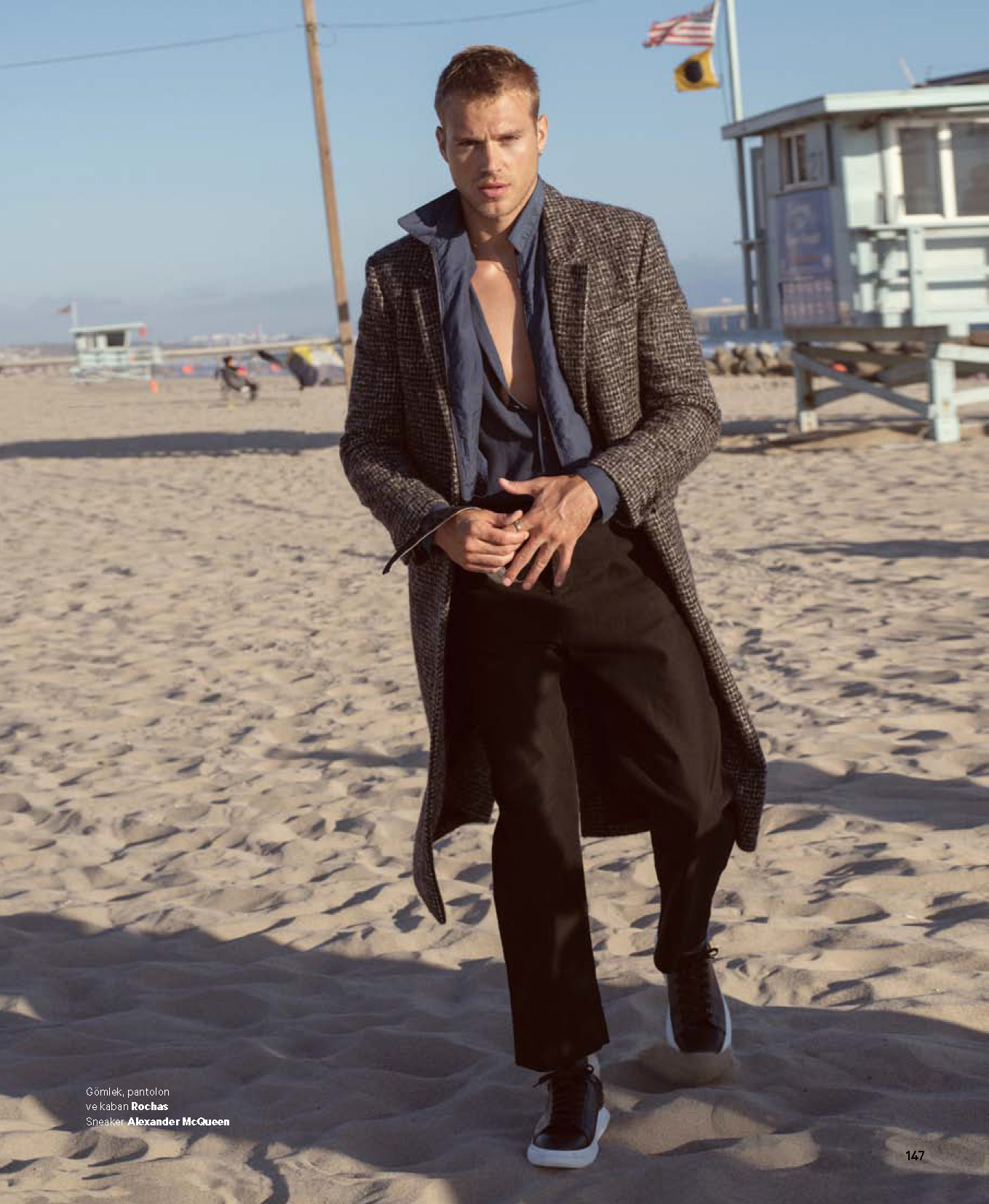 Matthew Noszka Esquire Turkey Sienree Du