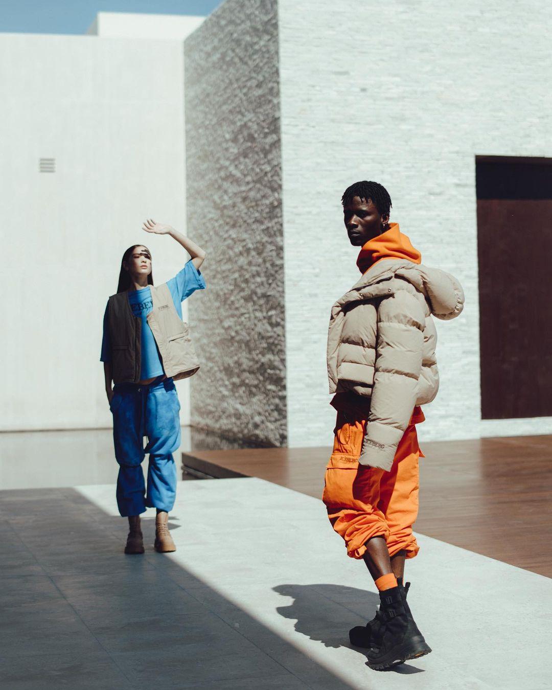 Kailand Morris, Iceberg, Celestine Agency, Leibi Carias