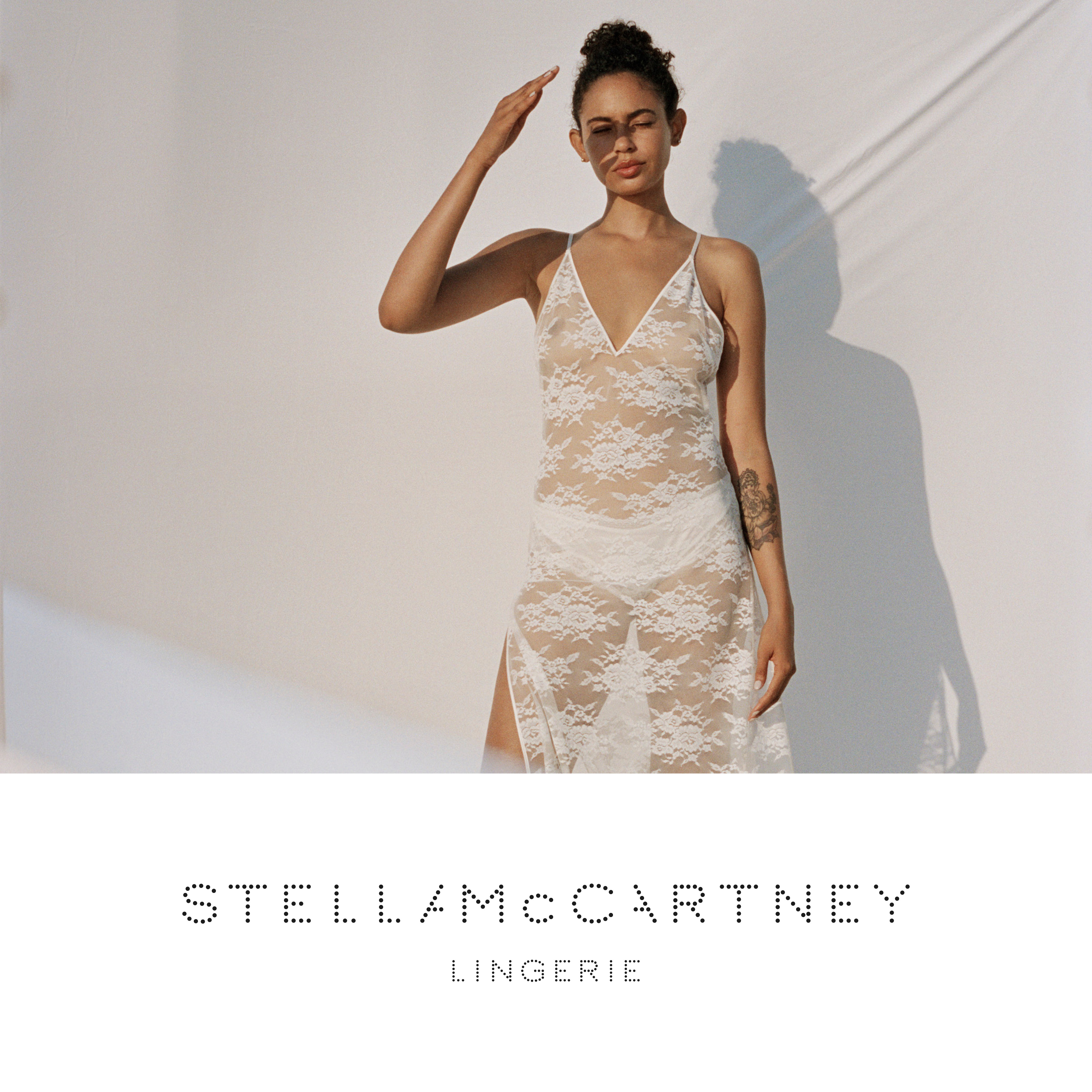 Stella McCartney Lingerie, Sara Denman, Celestine Agency, Spring 2020