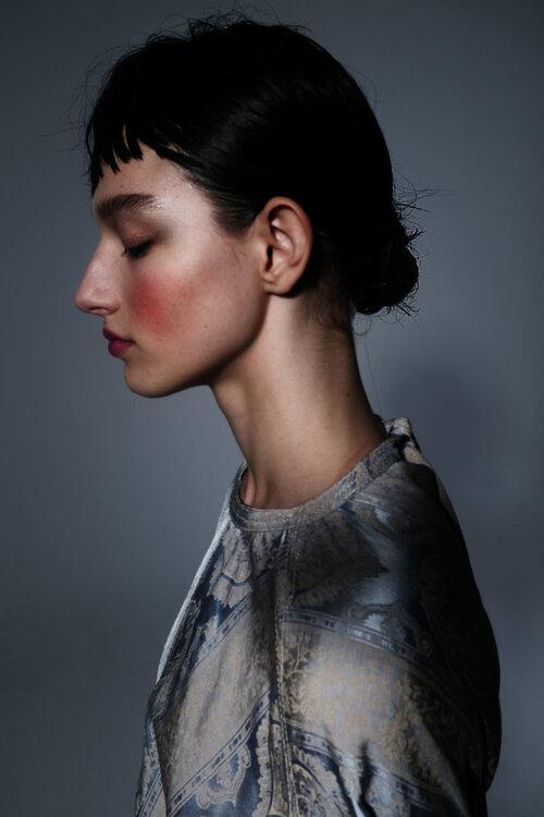McKenna Hallam, Vogue Arabia, Celestine Agency, Stewart Gerard, Marcus Cooper
