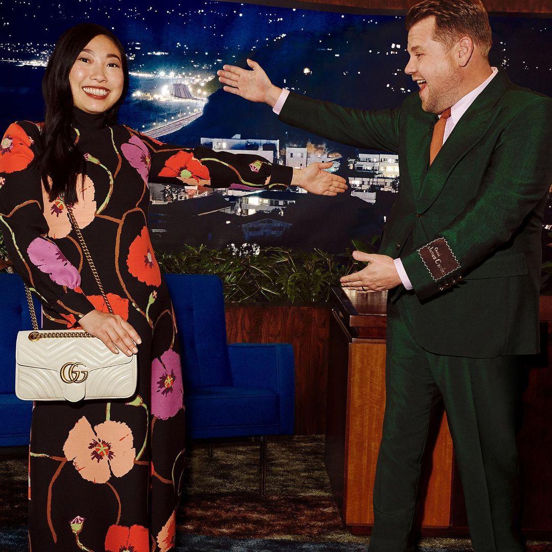 Gucci, Gucci Beloved, James Corden, Juanita Lyon, Celestine Agency