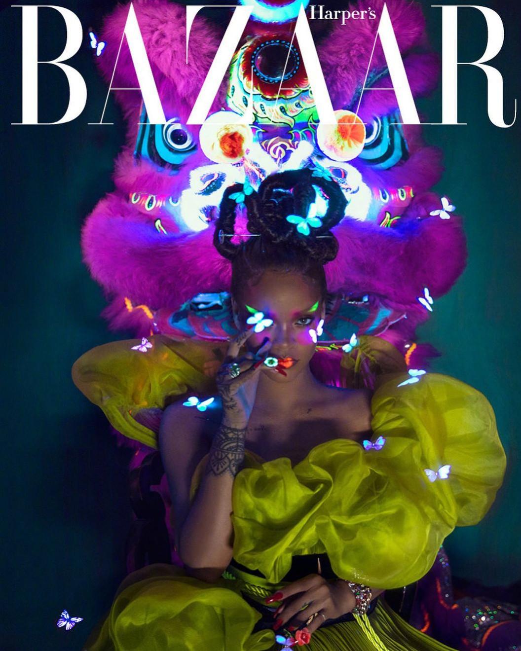 Rihanna, Harper's Bazaar China