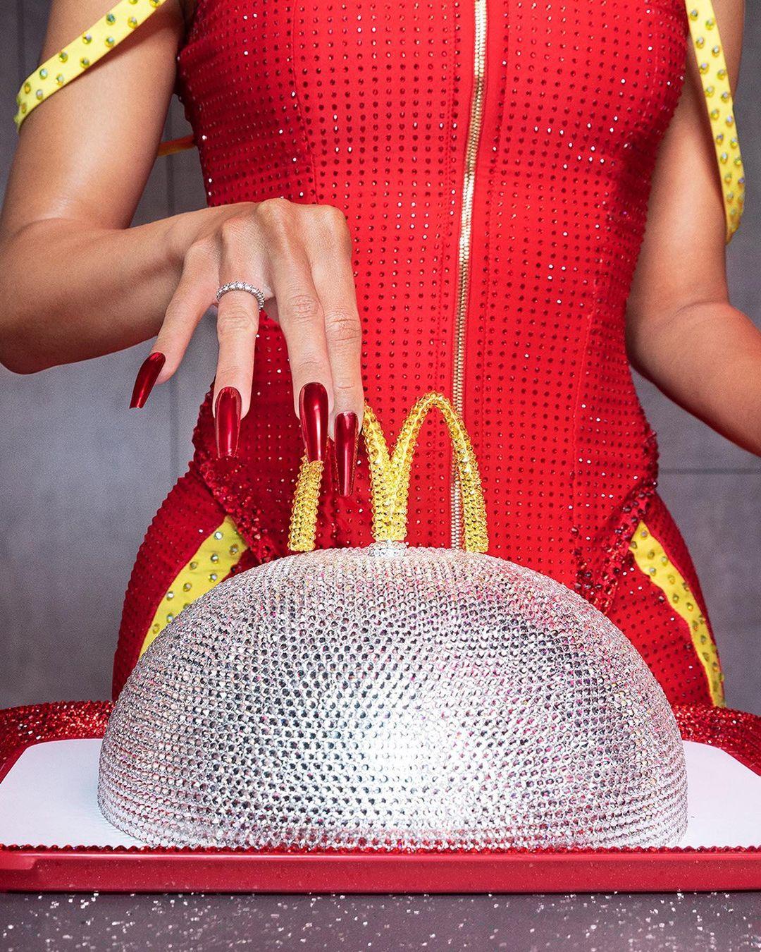 Saweetie, McDonald's, Celestine Agency, Wilford Lenov