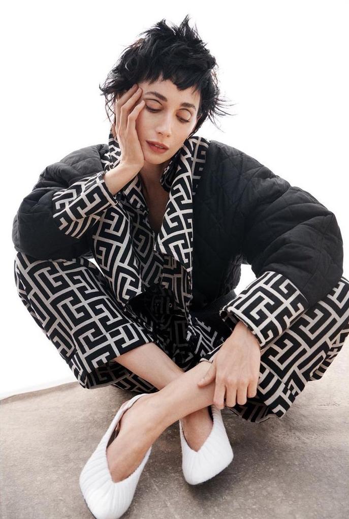 Rebecca Dayan, Harper's Bazaar Brasil, Menelaos Alevras, Celestine Agency