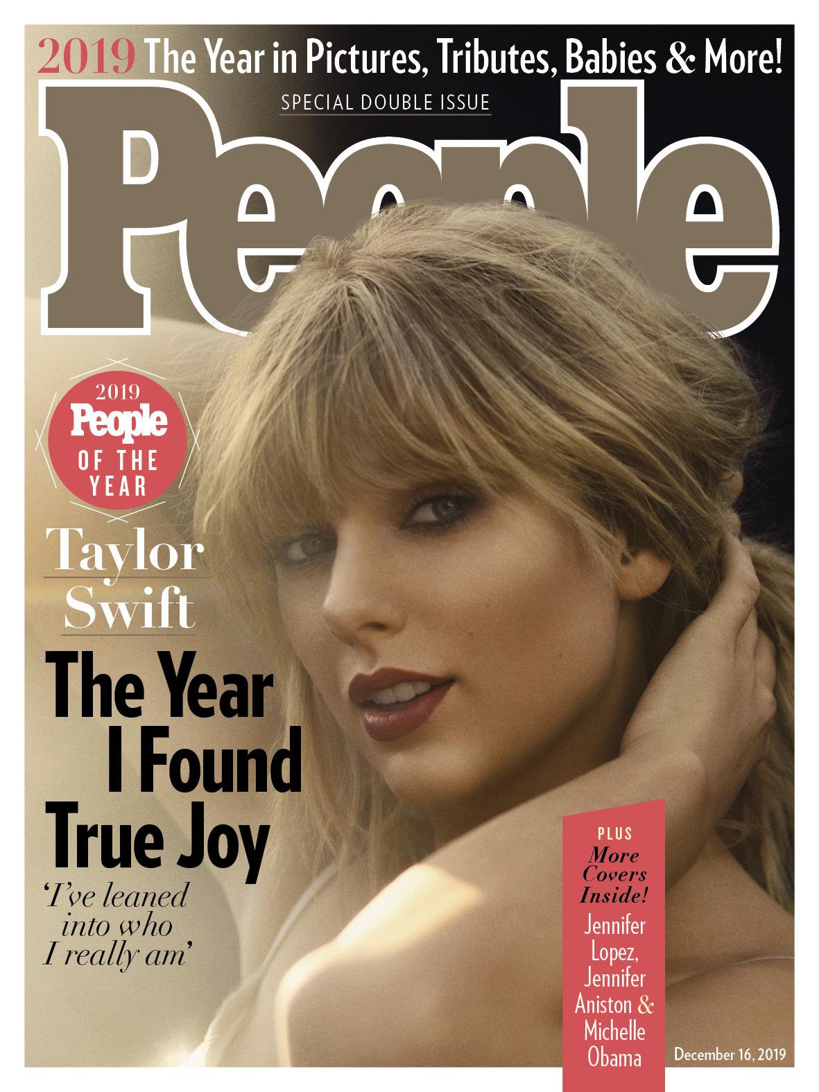 Taylor Swift, People Magazine, Brett Freedman, Celestine Agency