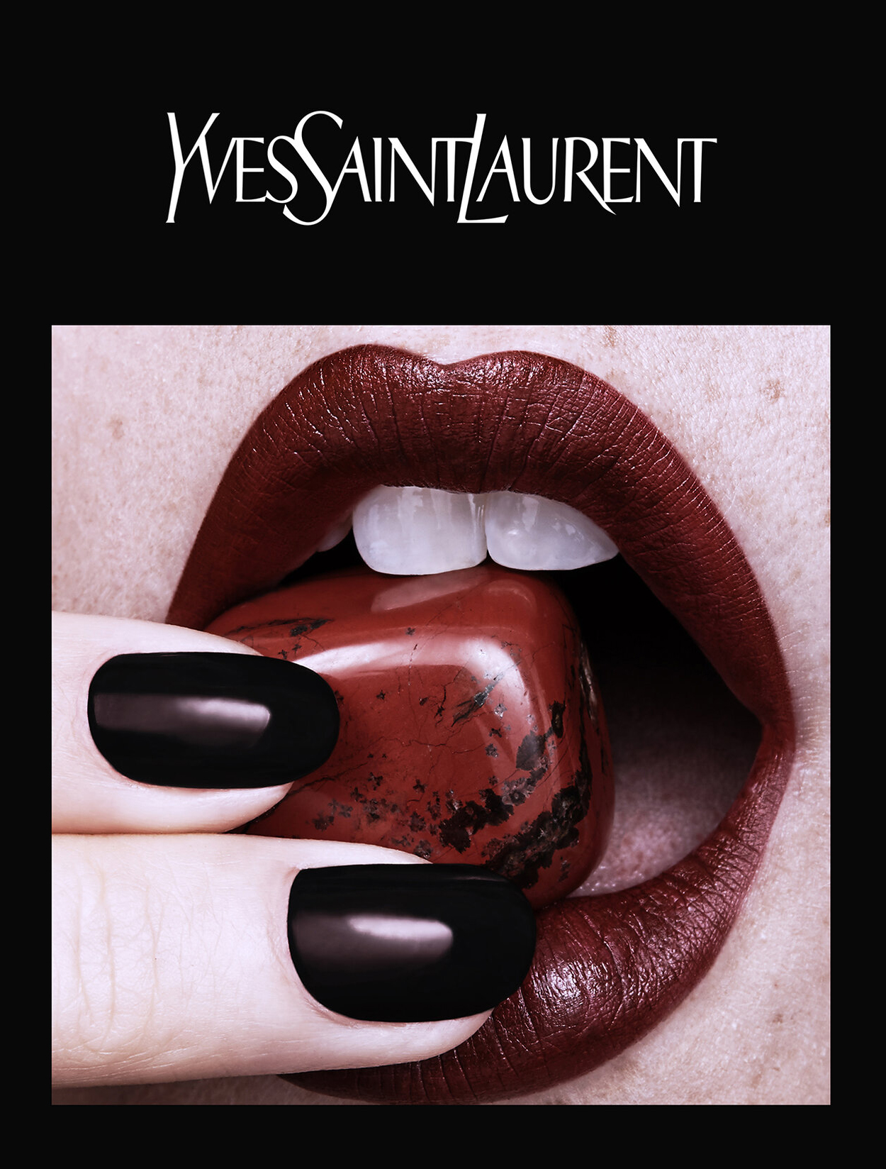 YSL Beauty, David Dunan, Stewart Gerard, Celestine Agency